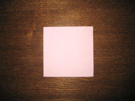 сакура из бумаги
