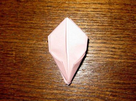 как сделать сакуру из бумаги