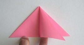 лилия оригами