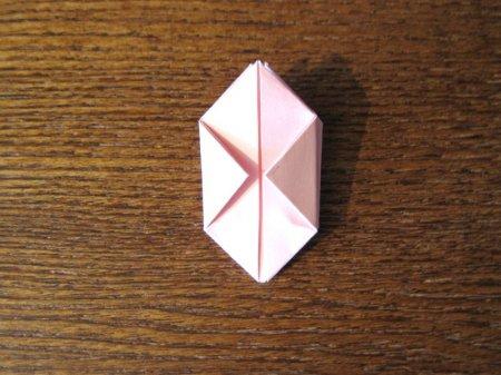 оригами сакура