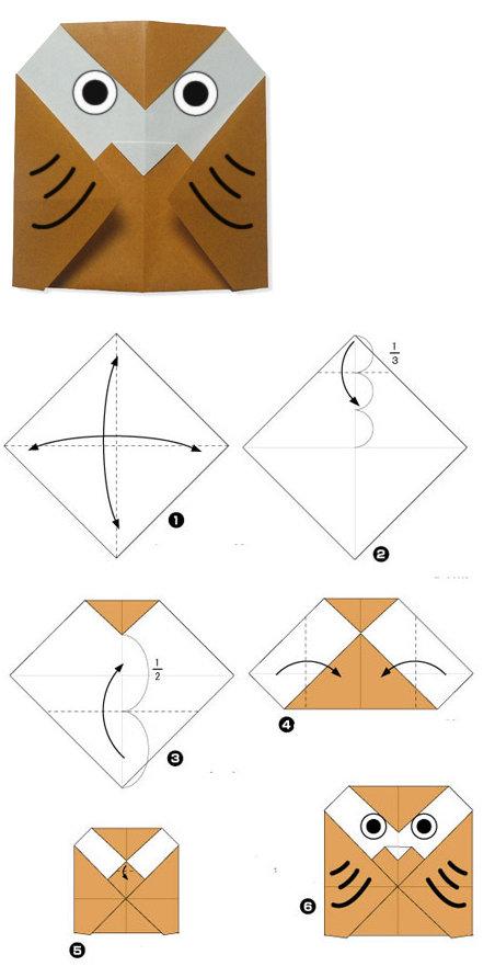 оригами схемы