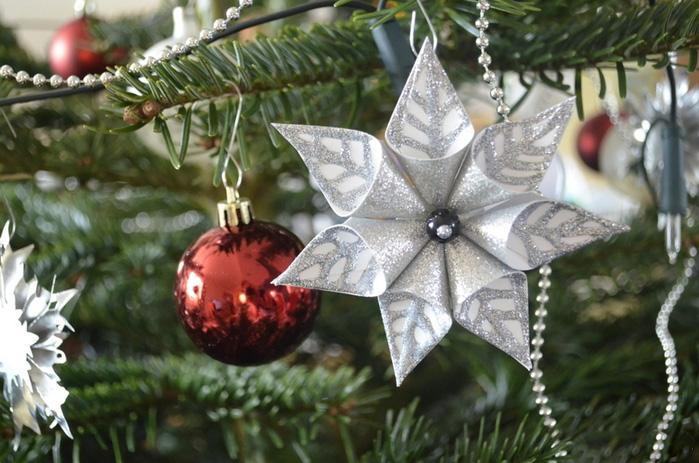 звездочка на елке
