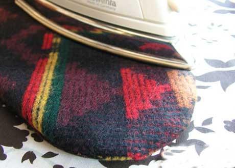глажка носка