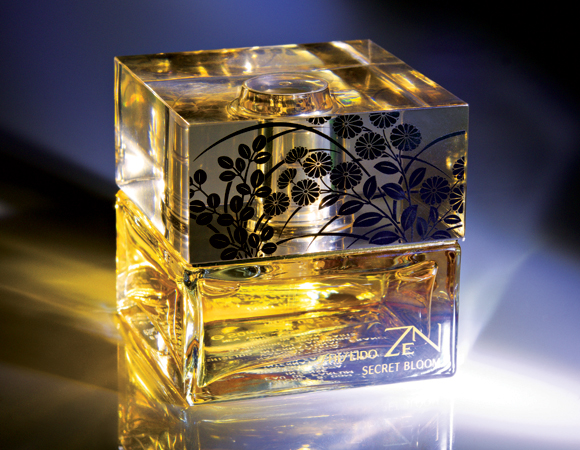 Zen Secret Bloom Eau De Parfum Intense Shiseido