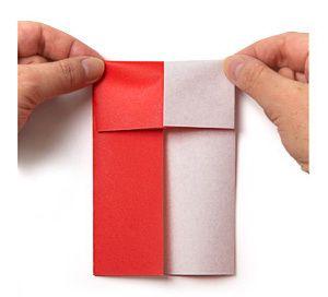 3объемные сердечки из бумаги