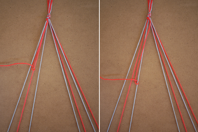 вяжем узелки