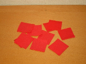2 сердечки из бумаги своими руками