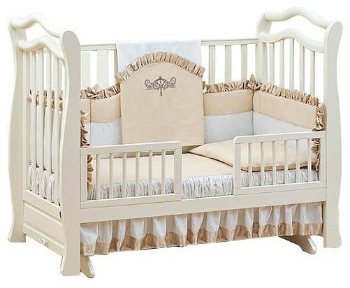 Як вибрати ліжечко для новонародженого