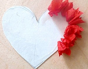 30 сердечки из бумаги своими руками