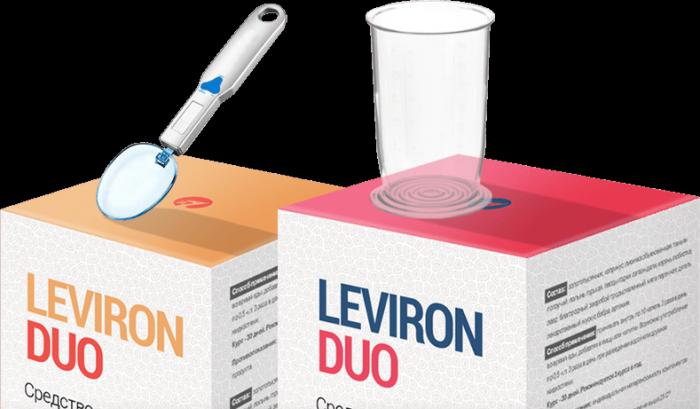 Leviron duo - средство для восстановления печени