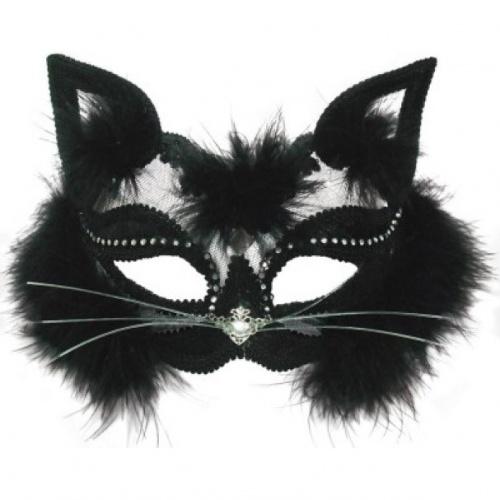 Как сделать маски кота своими руками