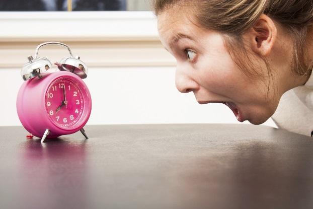 опоздание