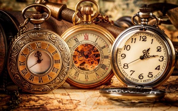 стих как медленно идут часы