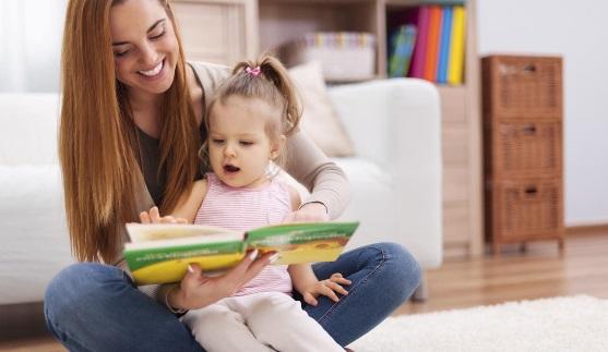 что читать малышу
