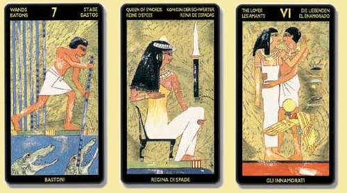 египетские таро