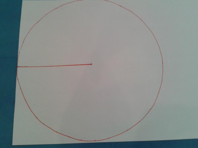 Как из картона сделать круг