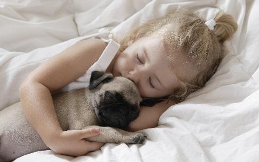 Можно фото спящего ребенка