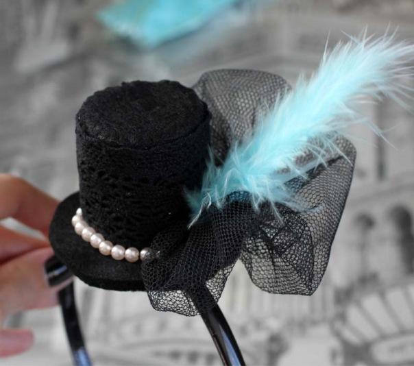 Как сделать шляпку маленькую