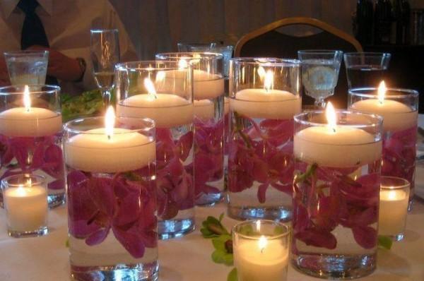 Свечи плавающие своими руками 71