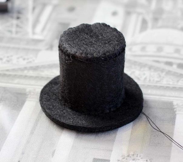 Как сделать джентельменскую шляпу своими руками 26