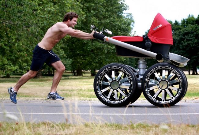 колеса коляски