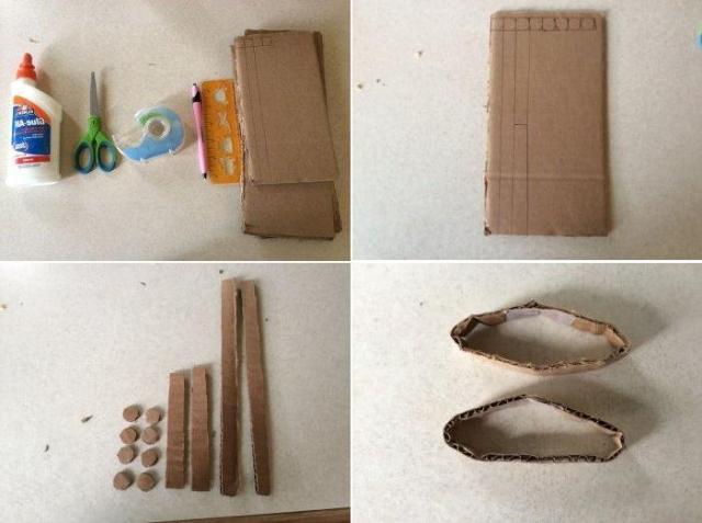 Как сделать шкатулку своими руками из разных