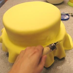 крем для обтяжки торта рецепт
