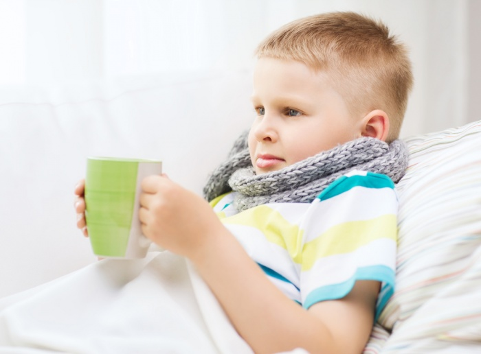 питье при температуре