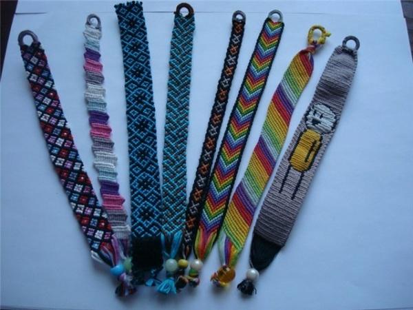 Плетение фенечки своими руками 55