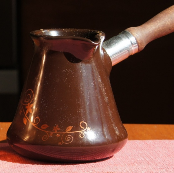 керамическая турка