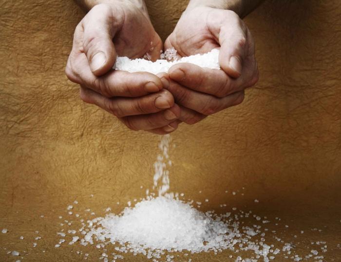 соль от зависти