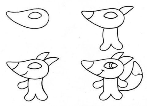 Как научиться рисовать ребенку 7 лет