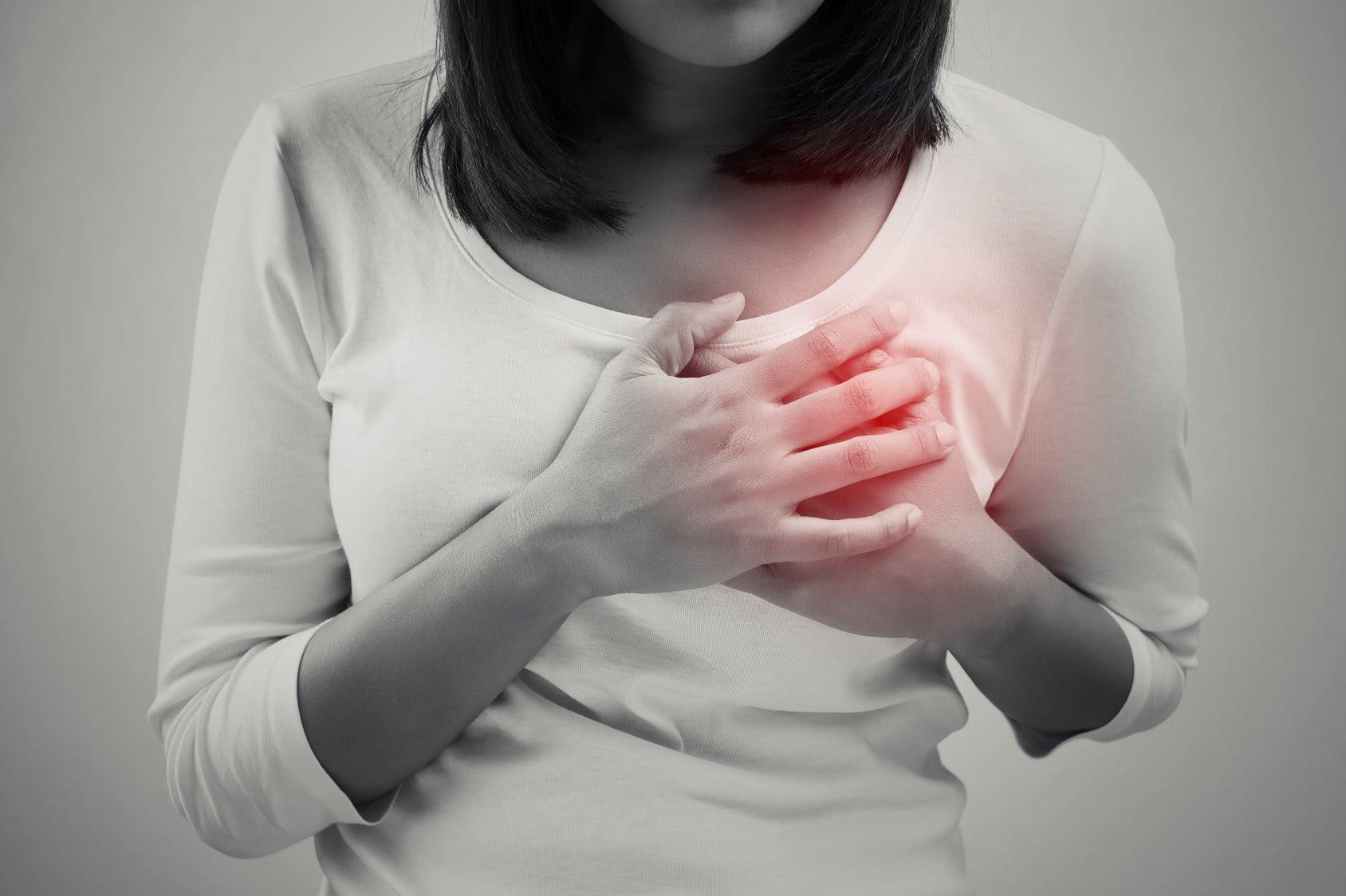 Головная боль в области лба и переносицы