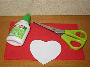 1 сердечки из бумаги своими руками