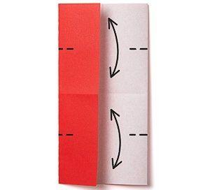 31объемные сердечки из бумаги