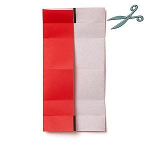 5объемные сердечки из бумаги