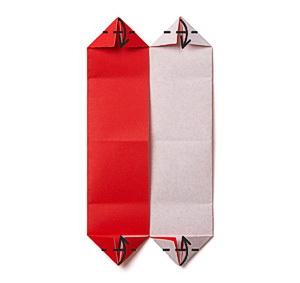 7объемные сердечки из бумаги