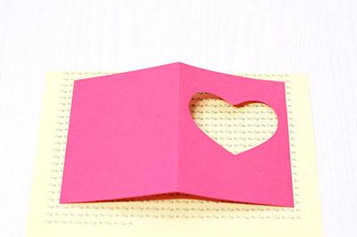 4 как сделать валентинку из бумаги