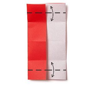 4объемные сердечки из бумаги
