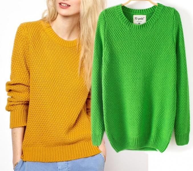 свитер по фигуре