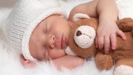 фотать ребенка во сне