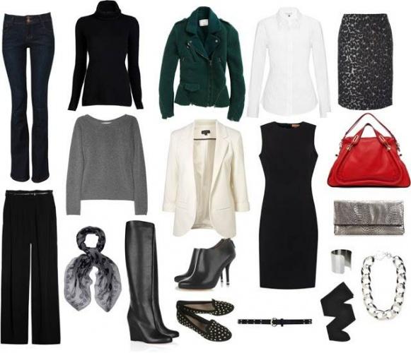 f6b093e391cb Базовый гардероб для современной девушки 20, 25, 30 лет