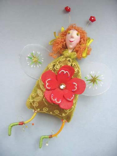 Кукла фея своими руками фото 477