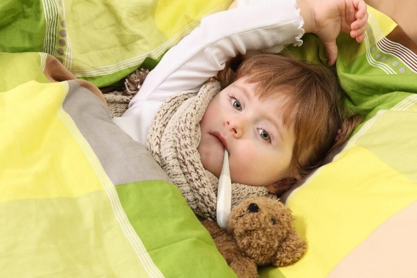 кишечная инфекция у ребенка