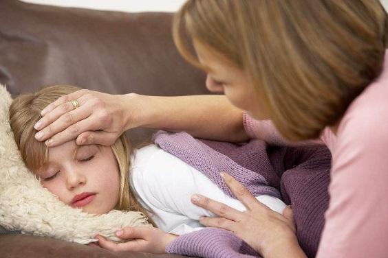 температура при кишечной инфекции
