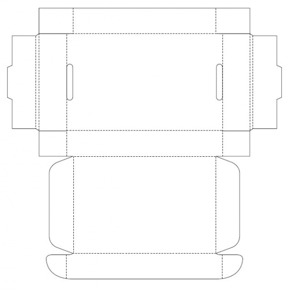 Коробочки своими руками схемы размеры из картона фото 660