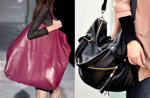 ef2bff6ae70d Модные большие женские кожаные сумки 2018
