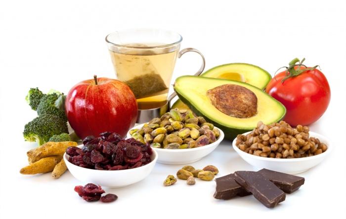 источники антиоксидантов